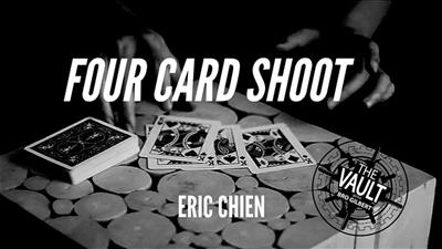 Four Card Shoot by Eric Chien video DOWNLOAD