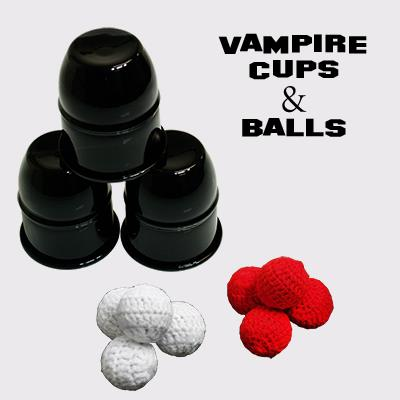 Vampire Cups by NMS Magic - Trick