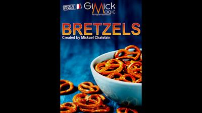 BRETZEL (Gimmick and Online Instructions) by Mickael Chatelain - Trick