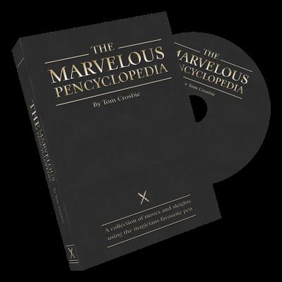 The Marvelous Pencyclopedia by Tom Crosbie