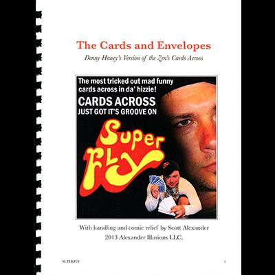Super Fly (Cards Across) Lecture Notes by Scott Alexander - Book