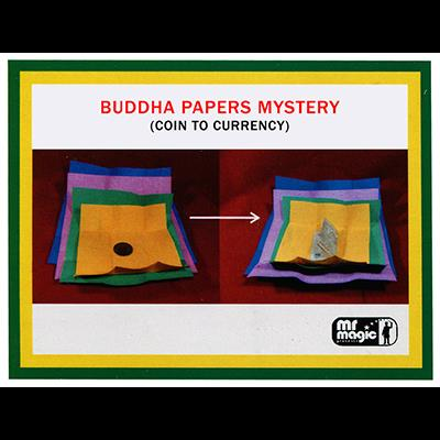 Buddha Papers Mystery by Mr Magic  - Trick
