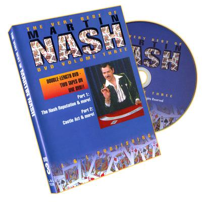 Very Best of Martin Nash L&L- #3, DVD