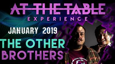 At The Table Live Lecture The Other Brothers January 3rd 2019 video DOWNLOAD