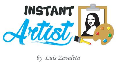 Instant Artist by Luis Zavaleta video DOWNLOAD