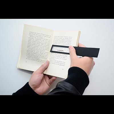 Book Mark by Nahuel Olivera  - Trick