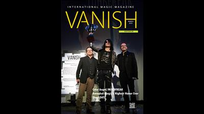 Vanish Magazine #56 eBook DOWNLOAD