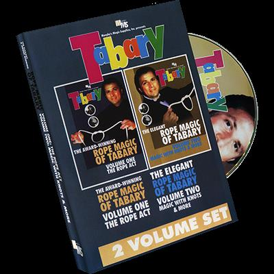 Tabary (1 & 2 On 1 Disc), 2 vol. combo, DVD