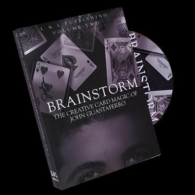 Brainstorm Vol. 2 by John Guastaferro - DVD