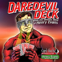 Phoenix Daredevil Deck  Refill Only by Henry Evans and Card-Shark