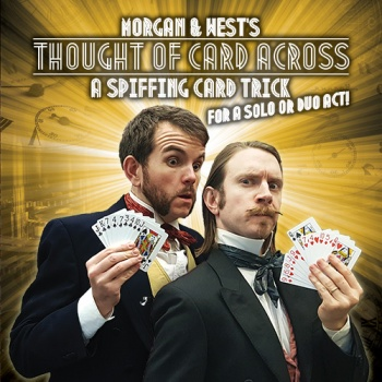 Thought of Card Across by Morgan and West