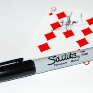 Trick Sharpie (Black)