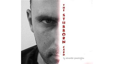 Stubborn Card by Pavatzoglou Alexander video DOWNLOAD