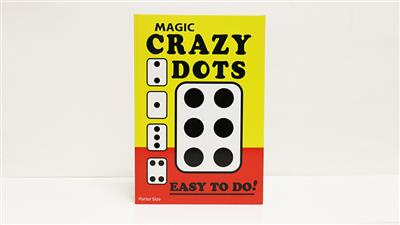 CRAZY DOTS (Parlor Size) by Murphy's Magic Supplies  - Trick