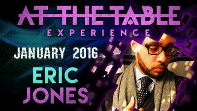 At the Table Live Lecture Eric Jones January 20th 2016 video DOWNLOAD