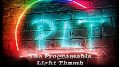 The Programable Light Thumb (Gimmicks and Online Instructions) by Guillaume Donzeau - Trick