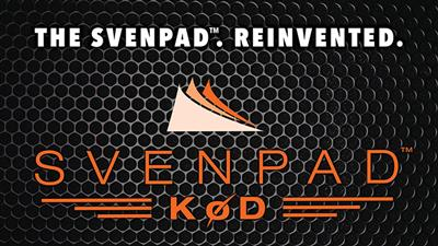 SvenPad® KoD Stage Size USA Notebook (Single) - Trick