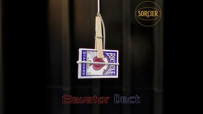 Elevator Deck BLUE by Sorcier Magic