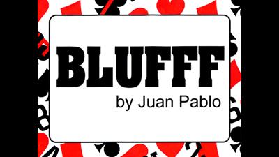 BLUFFF (Chinese Characters to Happy Birthday) by Juan Pablo Magic