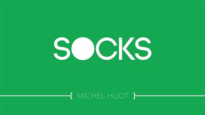 SOCKS (Gimmicks and Online Instructions) by Michel Huot - Trick