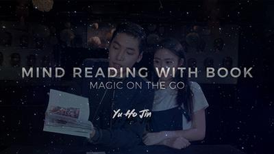 Mind Reading with Book by Yu Ho Jin video DOWNLOAD
