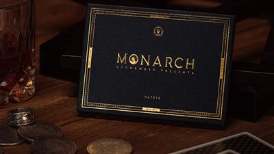 Skymember Presents Monarch (Morgan) by Avi Yap - Trick