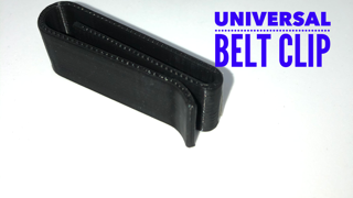 Universal Belt Clip by Mark Traversoni and Saturn Magic