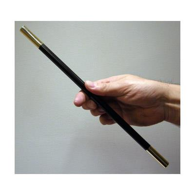 Magic Wand Brass Tips by Bazar de Magia - Trick