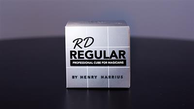 RD Regular Blank Cube by Henry Harrius