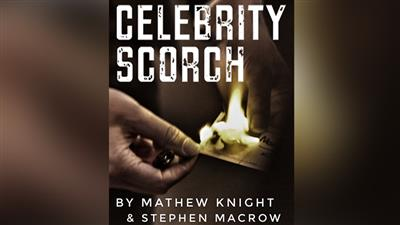 Celebrity Scorch (Brad Pitt & Angelina Jolie) by Mathew Knight and Stephen Macrow