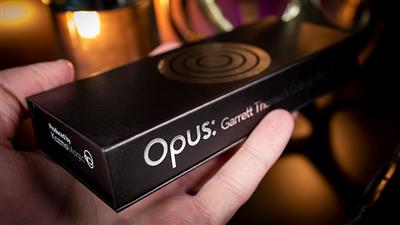 Opus (21 mm Gimmick and Online Instructions) by Garrett Thomas - Trick