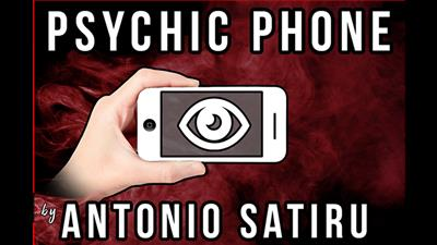 Psychic Phone by Antonio Satiru video DOWNLOAD
