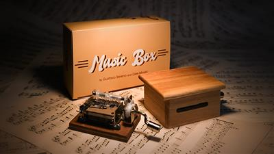 MUSIC BOX Standard (Gimmicks and Online Instruction) by Gee Magic - Trick