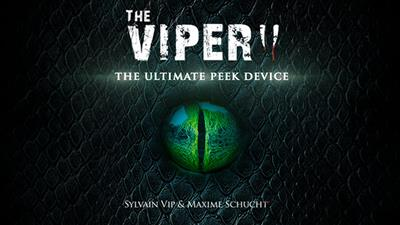Marchand de Trucs & Mindbox Presents The Viper Wallet (Gimmicks and Online Instructions) by Marchand de Trucs - Trick