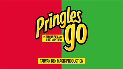 Pringles Go (Green to Red) by Taiwan Ben and Julio Montoro - Trick