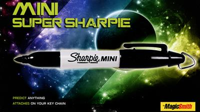 Mini Super Sharpie by Magic Smith - Trick