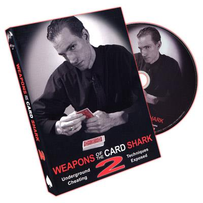 Weapons Of The Card Shark Vol. 2 by Jeff Wessmiller - DVD