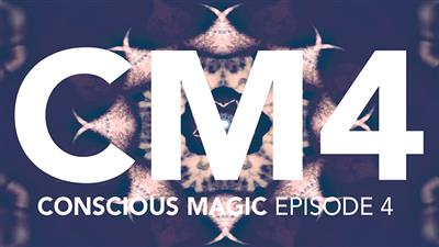 Conscious Magic Episode 4 (Trip, Red Hot Pocket, Right and Shadow Stick) with Ran Pink and Andrew Gerard - DVD