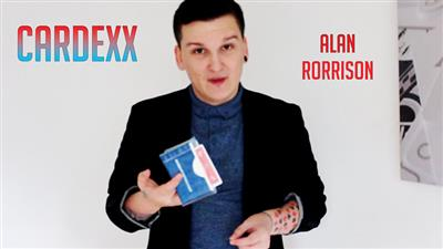 Cardexx by Alan Rorrison - video DOWNLOAD