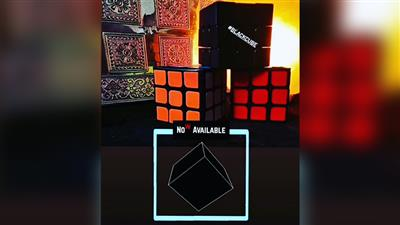 The Black Cube by Zazza The Magician video DOWNLOAD