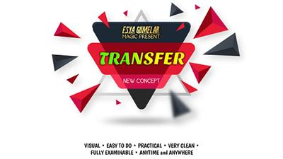 TRANSFER by Esya G video DOWNLOAD