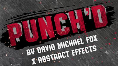Punch'd (Gimmicks and Online Instructions) by David Michael Fox - Trick