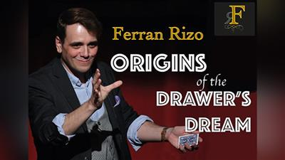 Origins of The Drawers Dream by Ferran Rizo video DOWNLOAD
