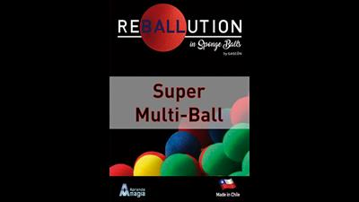 Super Multi Ball (Gimmicks and Online Instructions) by Aprendemagia  - Trick