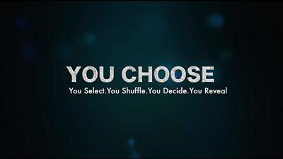 You Choose by Sanchit Batra video DOWNLOAD