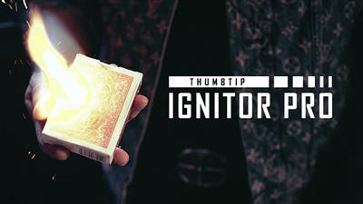 Thumbtip Ignitor Pro (Gimmick and Online Instructions) - Trick