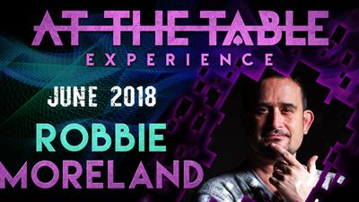 At The Table Live Robbie Moreland June 6th, 2018 video DOWNLOAD