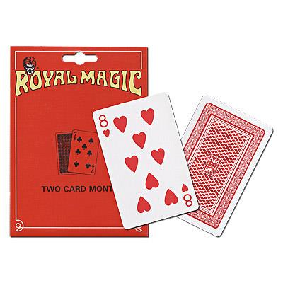Two Card Monte by Royal Magic - Trick
