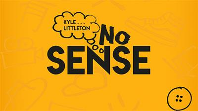 No Sense (Gimmicks and Online Instructions) by Kyle Littleton - Trick