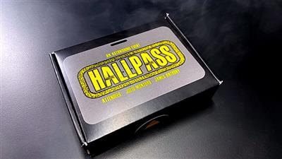 HALLPASS (Gimmicks and Online Instructions) by Julio Montoro -  Trick